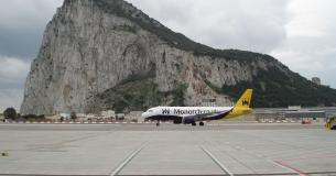 Monarch BHX Inaugural Flight 23Mar13
