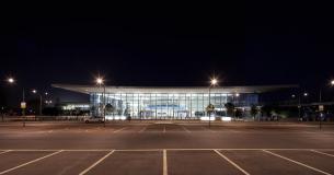 Terminal At Night